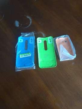Protector de celular Motorola e(6)plus nuevo y Samsung
