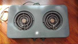 Cocineta  estufa eléctrica usada