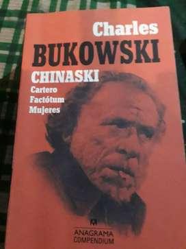 CHARLES BUKOWSKI (usado como nuevo)