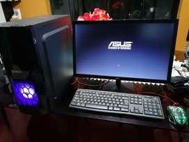 Computadora completa ryzen 3