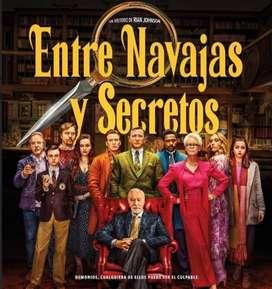 Entre Navajas Y Secretos (2019)/Knives out DIGITAL