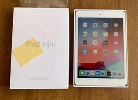 IPAD Mini 2 16gb en su caja (cable y protector)