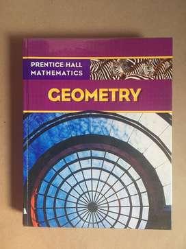 Libro Geometría: Geometry: Pearson Prentice Hall mathematics