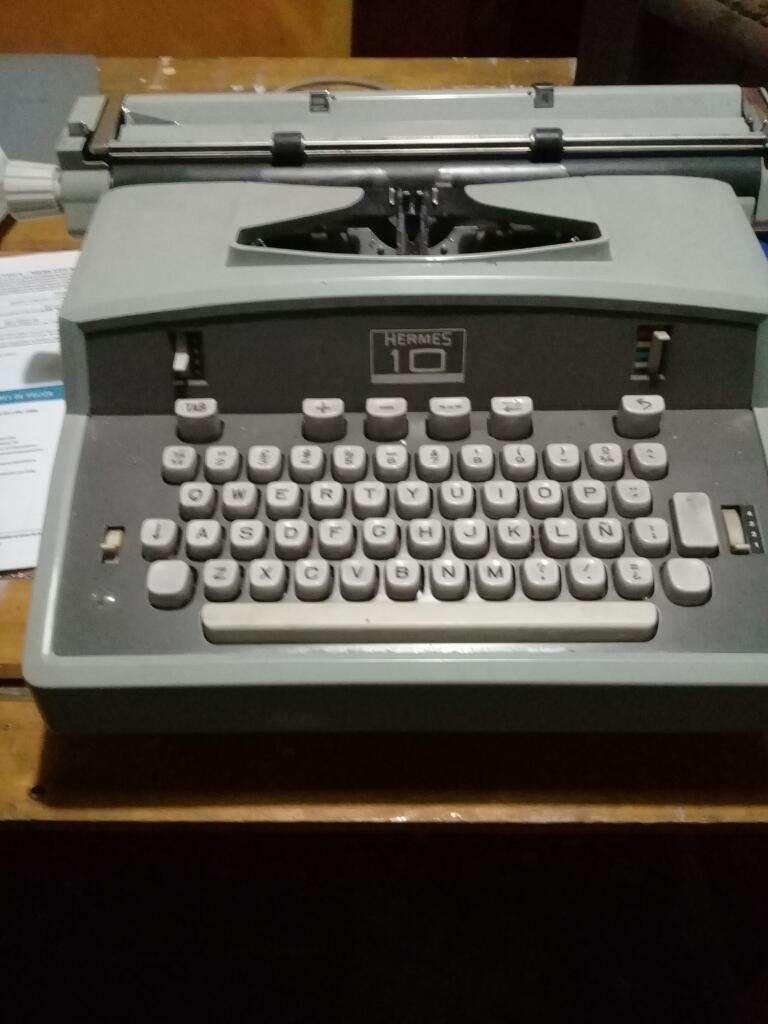 Maquina Escribir Electrica 0