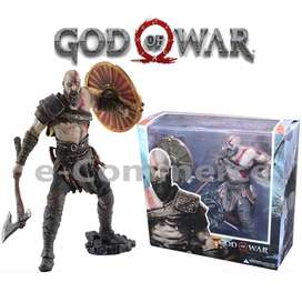 God Of War Figura Coleccion Dios Guerra Kratos Ps4 Play4 Ps4