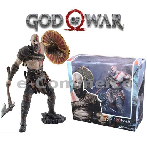God Of War Figura Coleccion Dios Guerra Kratos Ps4 Play4 Ps4 0