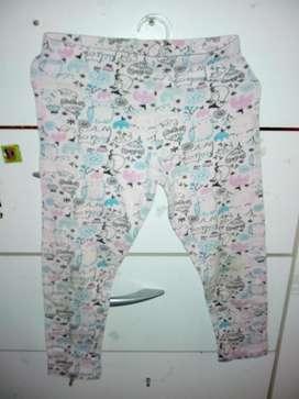 Pantalon Calza Talle 4 Nena