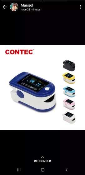 Pulsioximetro contec oximetro