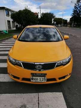 Taxi Kia Cerato 2016