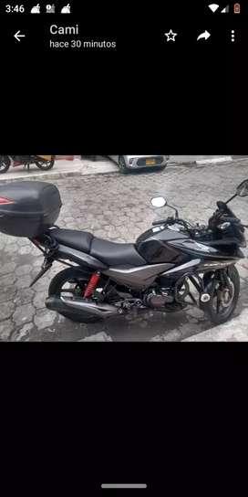 Ganga moto en excelente estado