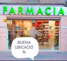 Venta Farmacia en la ciudad de Ibarra