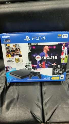 PlayStation 4 FIFA 21 + Obsequio