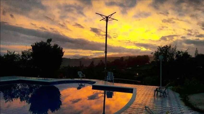 Alquiler Finca Trinidad en La Cumbre Valle del Cauca