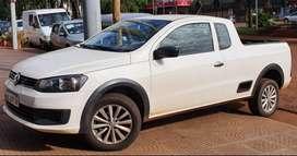 Nueva, IMPECABLE Volkswagen Saveiro 2017