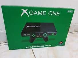 X Game One Gangazo