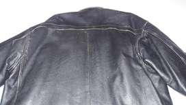 Campera de Cuero Legitimo Garment