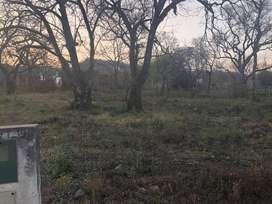 Vendo terreno en las Vertientes