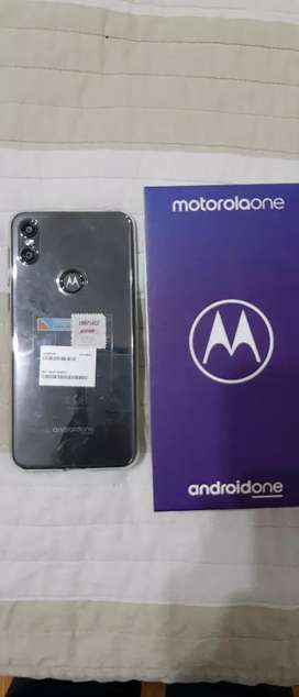 Motorola one 64.GB.4G
