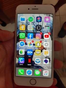 Celular iphone 6s en excelente condiciones