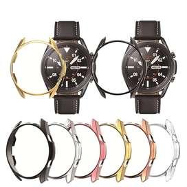 Carcasa Protector Samsung Galaxy Watch 3 41mm 45mm