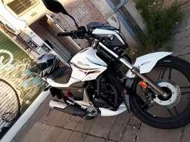 Moto hero hunk sport 150cc  2018