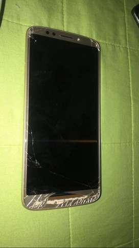 Motorola E5 A REPARAR!
