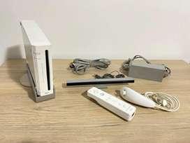 Consola Nintendo Wii usado