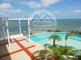 Venta Espectacular Suite con vista al mar en Playas, Ocean club