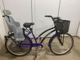 Vendo Bicicleta!!Poco Uso!!