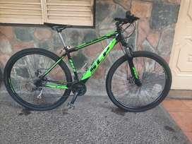 Vendo bicicleta slp 10 pro rodado 29, talle M.
