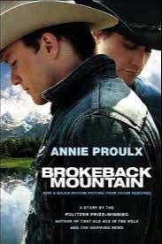 Secreto en la montaña/Brokeback Mountain e Historias de Wyoming. Annie Proulxlx