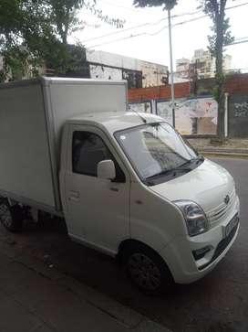 Carrosada de fabrica, carga util hasta 900 kgs. No necesita registro camion.