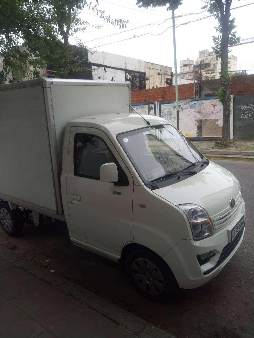 Carrosada de fabrica, carga util hasta 900 kgs. No necesita registro camion. 0