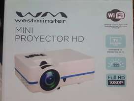 Mini Proyector Android westminster