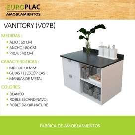 Vanitory V07B