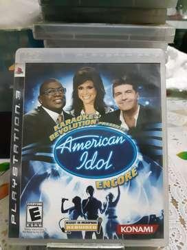 Ps3 american idol