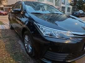 Toyota Corolla 2019, Mecanico, 21000km. Seminuevo