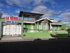 Hermosa casa en Salcedo centro