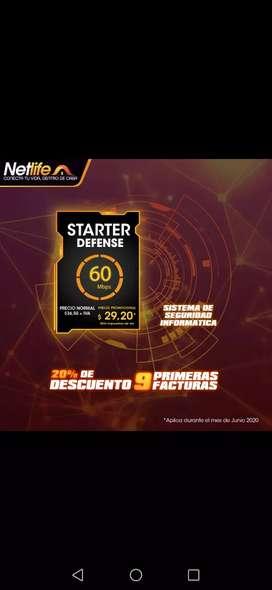 NETLIFE SERVICO DE INTERNET DE ULTRA ALTA VELOCIDAD