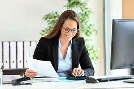 Busco empleo en areas administrativas
