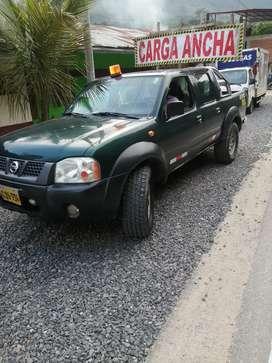 Camioneta nissan frontier  3.0