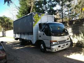 Camion chebrolet npr $900000