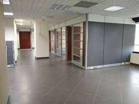 Alquiler Oficina Av Orellana, Kennedy Norte de Guayaquil Guayaquil