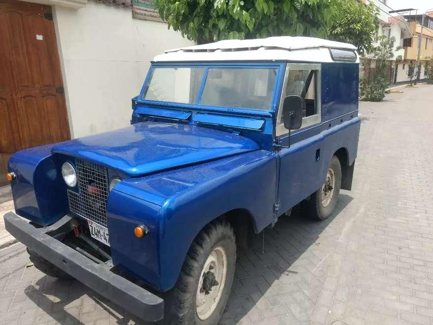 Land Rover 1966 0
