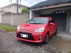 De Urg. Bancaria vendo Toyota Prius C 2013 Full A Mi Nombre. Al Dia Y Toda Prueba. Latacunga