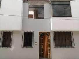 Alquilo departamento completamente amoblado en Cerro Colorado, zona residencial Cerca a Valle Blanco