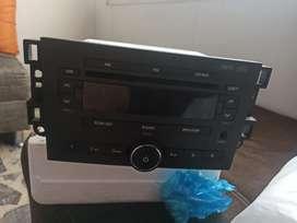 Radio original de Chevrolet Aveo