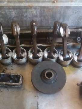 Piezas de motor Isuzu 6BG1