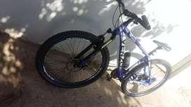 Vendo bicicleta venzo rod 29