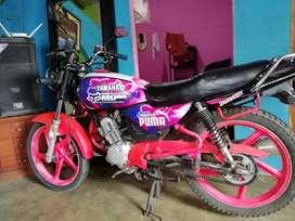 Yamaha 125 cero multas